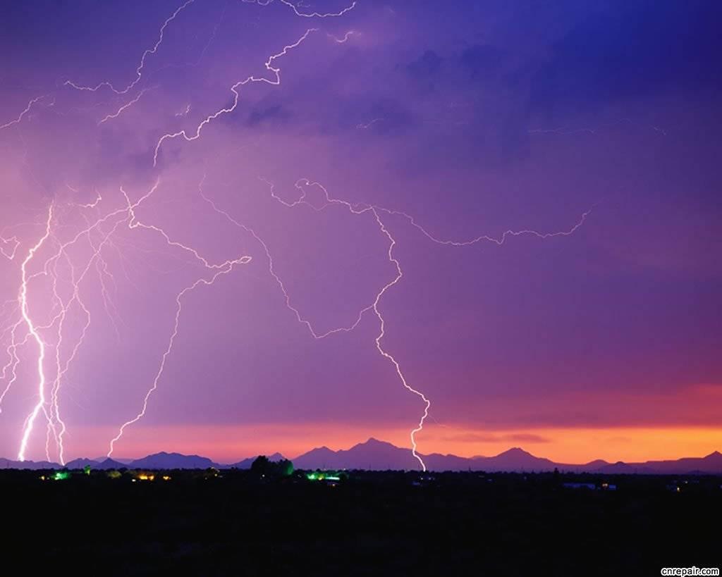 苏州市气象台发布雷暴黄色预警 今夜雷雨再临